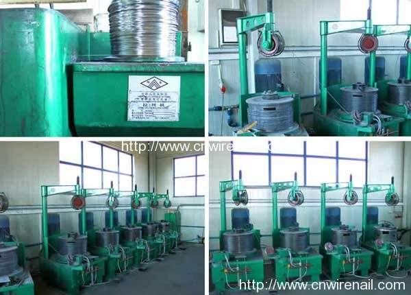 dry-type-wire-drawing-machine