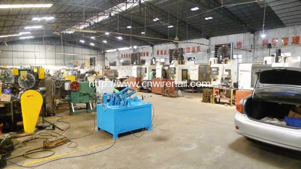 Automatic-Wire-Bending-Forming-Machine-Manufacture-Workshop-Visit