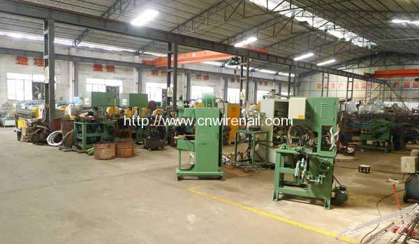 Automatic-Wire-Forming-Machine-Manufacture-Factory-Workshop
