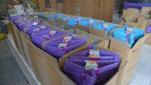 Wire Hanger Making Factory Visit