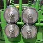 Steel Wire Feeding System for Wire Hanger Making Machine