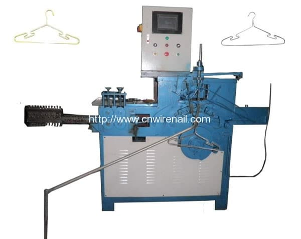 Rubber Insulated Wire Hanger Making Machine Nail Machine