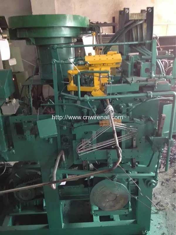 Electroplating Hook Wire Hanger Welding Machine