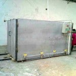 Low Temperature Wire Hanger Surface Heating Furnace