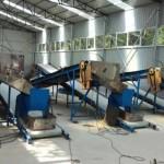 PE Coated Wire Hanger Making Machine