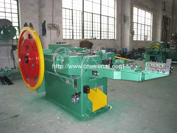 Z94 Full-automatic-1-6inch-wire-nail-making-machine
