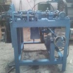 Clothes Pegs Wire Spring Making Machine