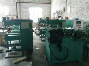 Electric Fan Guard Production Line Delivery for Thailand Customer