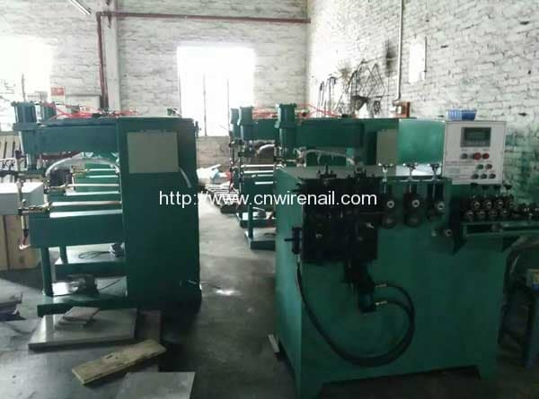 Electric Fan Guard Production Line Delivery For Thailand