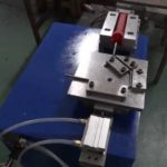 Paint Roller Frame Plastic Handle Installing Machine
