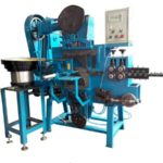Electric Type Bucket Handle Making Machine with Plastic Handle Function