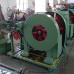 Full Automatic Steel Wire Rod Threading Machine
