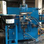 Entièrement automatique hydraulique Bucket Poignée Making Machine