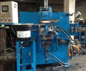 Full Automatic Hydraulic Bucket Handle Making Machine