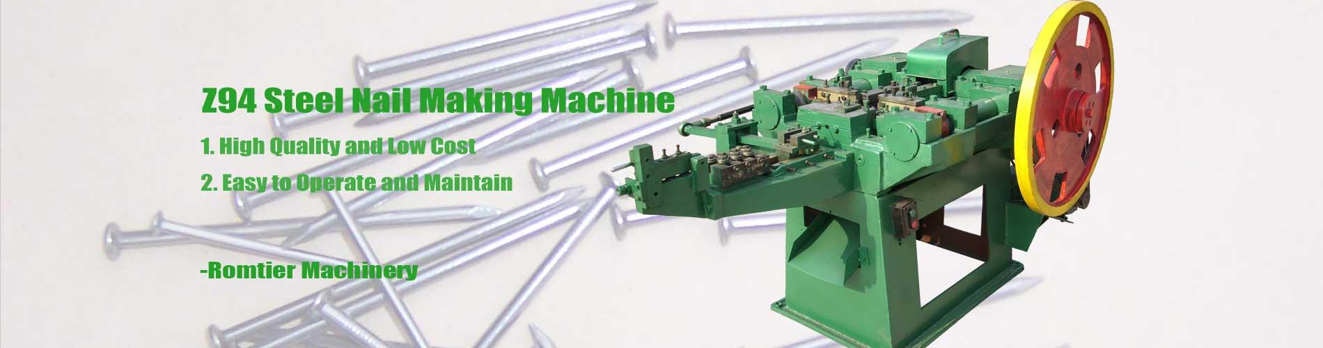 Nail Machine, Nail Making Machine, Wire Drawing Machine, Paint ...