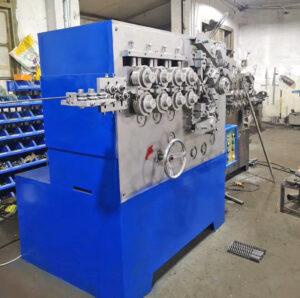 Automatic Retaining Ring Making Machine