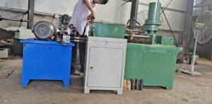 Automatic Steel Rod Diameter Reducing Machine for Thailand Customer
